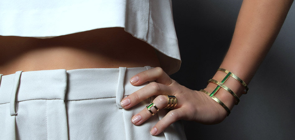 Delytra Jewelry by Elsa Delfieu